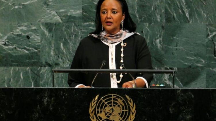 Amina Chawahir, Kenyan well-known official nominated for the position of WTO Director-General - VIDEO