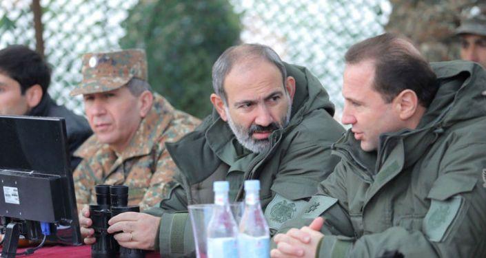 Ermənistanın yeni müdafiə strategiyasının təcavüzkar və militarist mahiyyəti