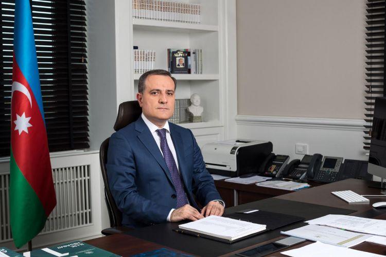 Джейхун Байрамов привлек внимание участников мероприятия к военной провокации Армении