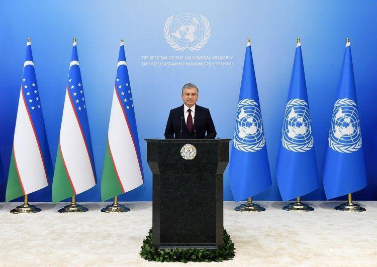 Главное в политике Узбекистана - безопасность, созидательность, и социальное развитие людей! - Фирдоуси Гусейнов,  председатель Республиканского Азербайджанского национального культурного центра в Узбекистане.