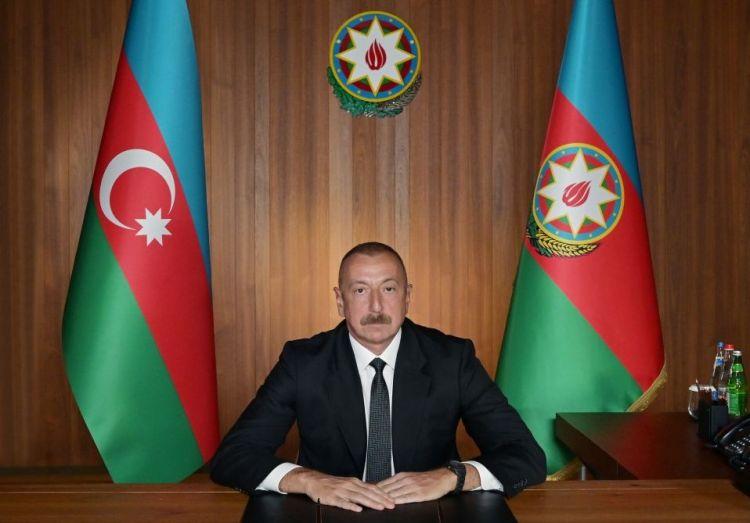 У нас есть достоверные данные о присутствии на наших оккупированных территориях армянской террористической организации АСАЛА - Ильхам Алиев