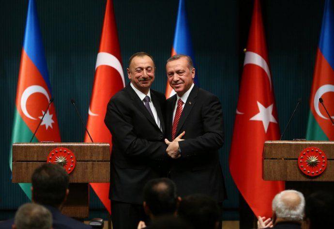 """""""Azərbaycan-Türkiyə dostluğu sarsılmazdır"""" - Emin Hacıyev"""