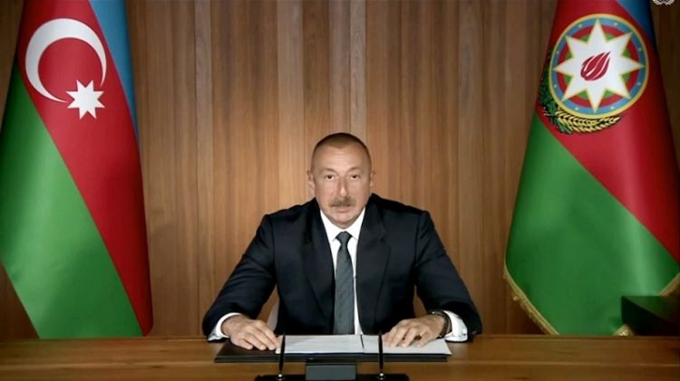 Armenia-Azerbaijan conflict must be resolved on the basis of the territorial integrity of Azerbaijan - President Ilham Aliyev