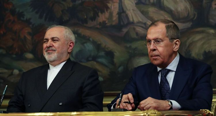 Russian and Iranian Foreign Ministers held press conference in Moscow - VIDEO