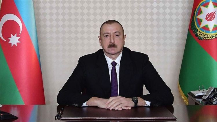 По данным наших разведисточников, ведется очень серьезная военная подготовка - Ильхам Алиев