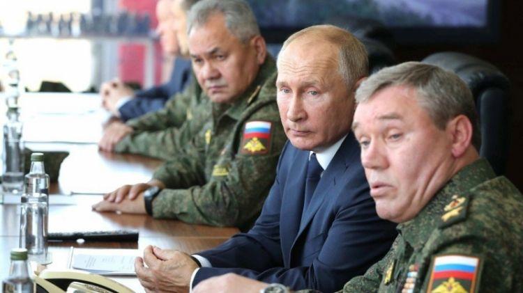 Генштаб РФ сообщил об усилении НАТО