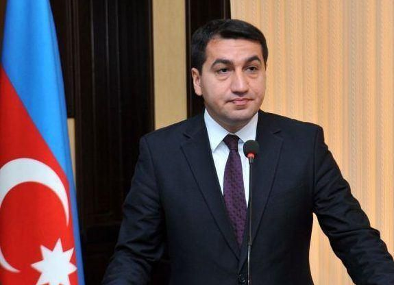 Entire responsibility for situation at frontline, its further dev't lies on leadership of Armenia - Azerbaijani Official