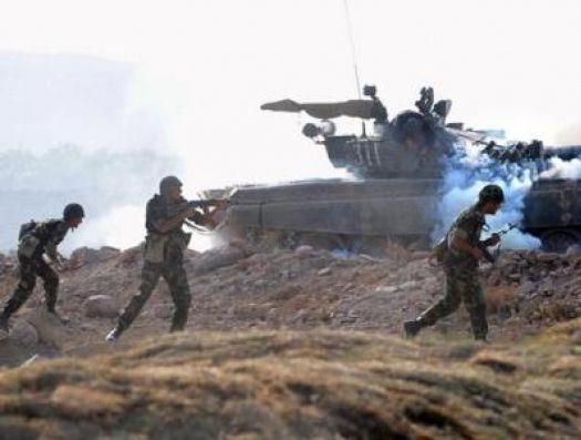 Азербайджан освободил 6 оккупированных сел!!!