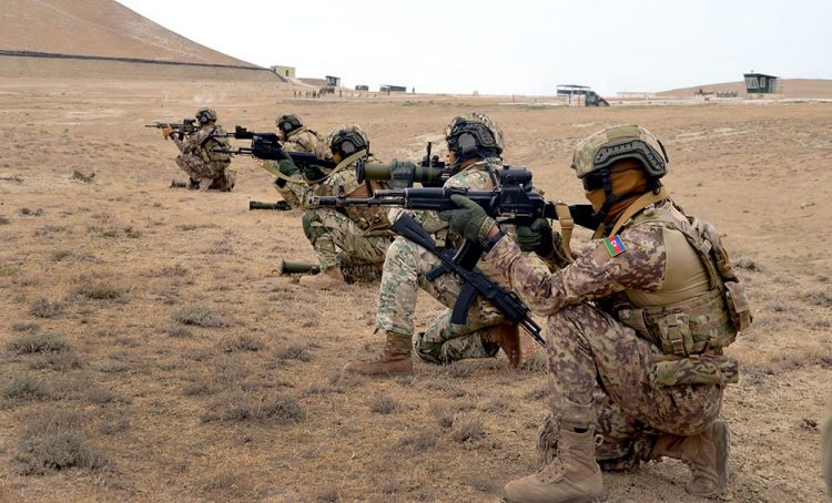 Азербайджан освобождает стратегические высоты на Муровдаге - обновляетсяg
