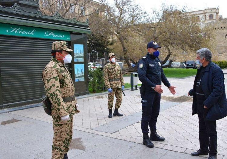 Азербайджан вводит комендантский час