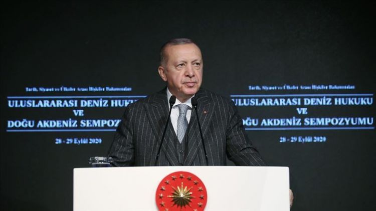 Armenia must end occupation in Upper Karabakh - Erdogan