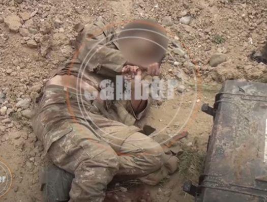 Сотни трупов армянских солдат на полях Карабаха - ВИДЕО