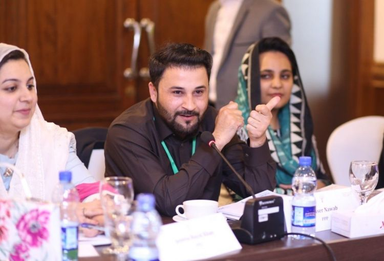 Pakistani Youth extend unequivocal comprehensive support to Azerbaijan on the ongoing Karabakh conflict - Qaiser Nawab