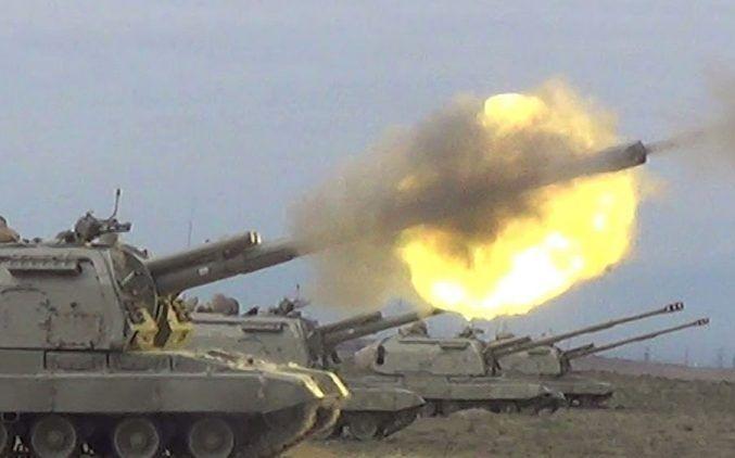 Azərbaycan Ordusundan daha bir uğur - Ermənistanın mototatıcı alayı darmadağın edilib