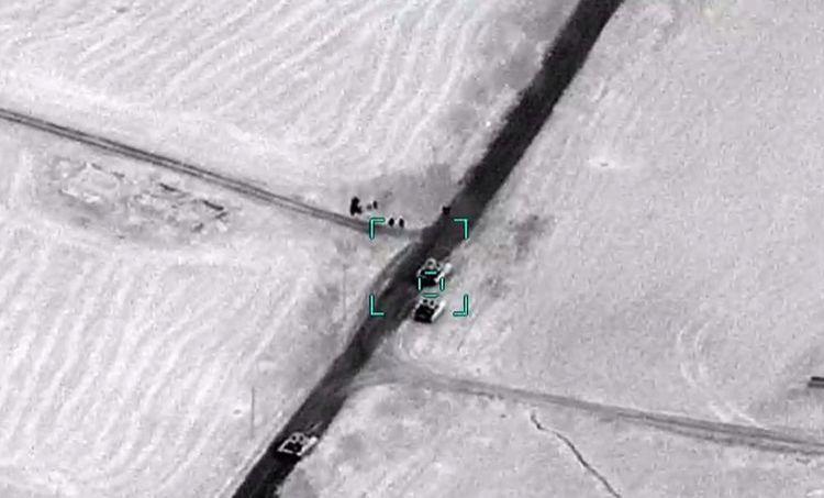 Azerbaijan army destroyed Armenian tanks - VIDEO