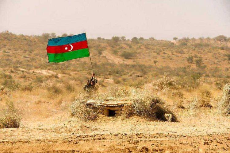 Азербайджан ведет бои за село Тонашен