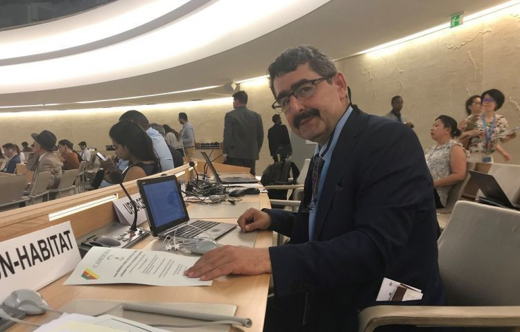 The attack of Armenian military was this time a military answer to the peaceful speech of the Azerbaijan President Ilham Aliyev in the UN - Turkish Professor