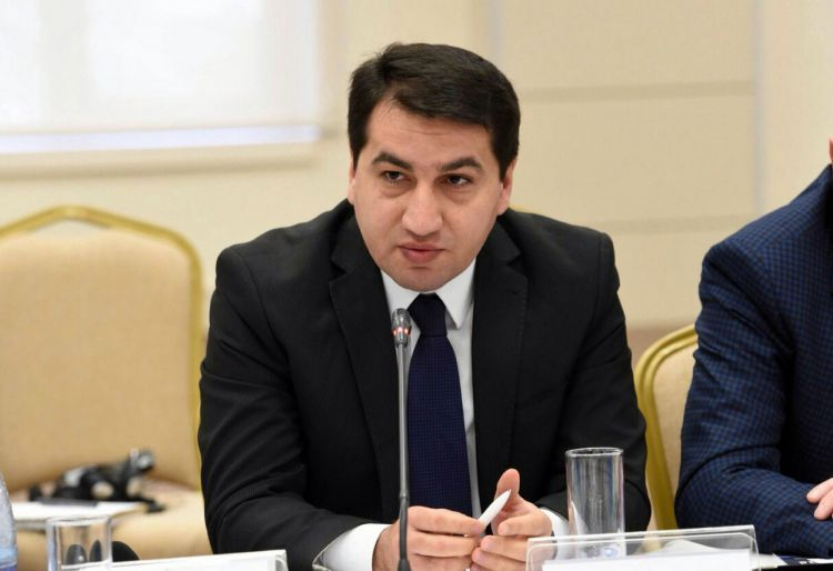Pashinyan's killing of a civilians in Ganja is the same tactic and missile system used by Saddam Hussein against civilians - Hikmet Hajiyev