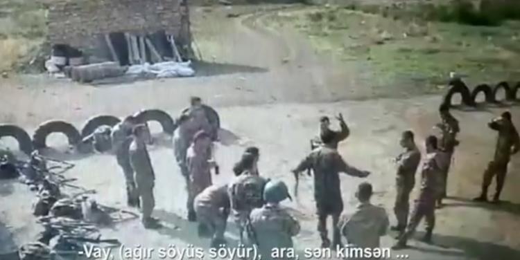 В рядах ВС Армении начались случаи неподчинения солдатами приказам командования - ВИДЕО