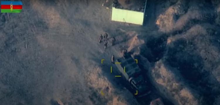 Уничтожено большое количество живой силы армянских войск - минобороны Азербайджана