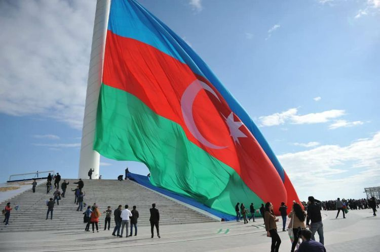 Azerbaijani people marks 29th anniversary of state independence