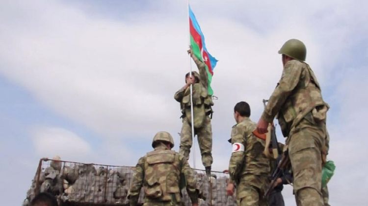 Azerbaijani Armed Forces have liberated 13 more villages of Jabrayil district from Armenian occupation
