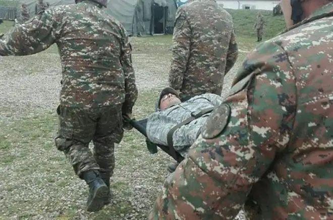 Ermənistan ordusunda gərgin psixoloji vəziyyət hökm sürür - yaralılar savaşa geri dönmək istəmirlər