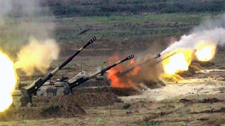 Azerbaijani army destroyed Armenian occupying forces in the direction of Agdere