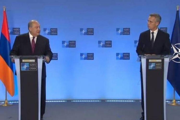 Ermənistan Rusiyadan yox, NATO-dan kömək istəyir