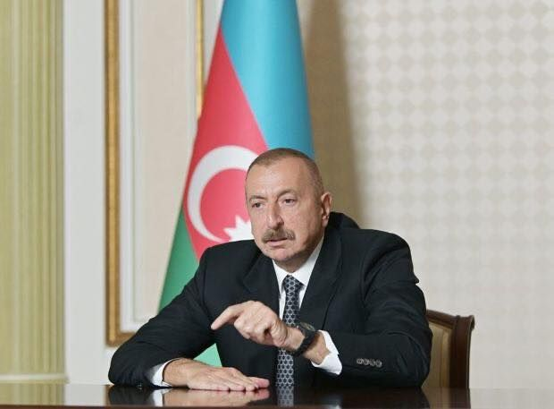 We will never allow the establishment of a second Armenian state on the territory of Azerbaijan - Ilham Aliyev