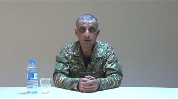 Эдик Тоноян - Не отпускайте своих детей в Карабах! Это не наша земля - ВИДЕО