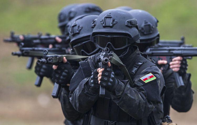 Заявление армянской стороны об уничтожении азербайджанских спецназовцев - вымысел
