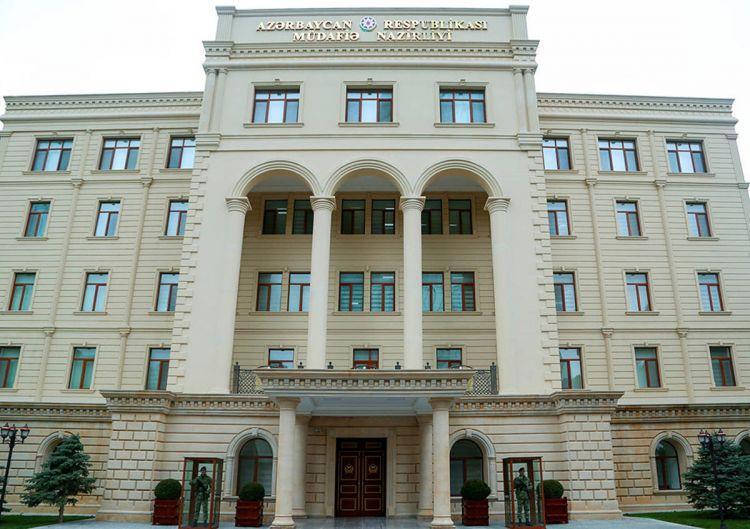 Минобороны Азербайджана просит мирных жителей на оккупированных территориях держаться подальше от военных объектов