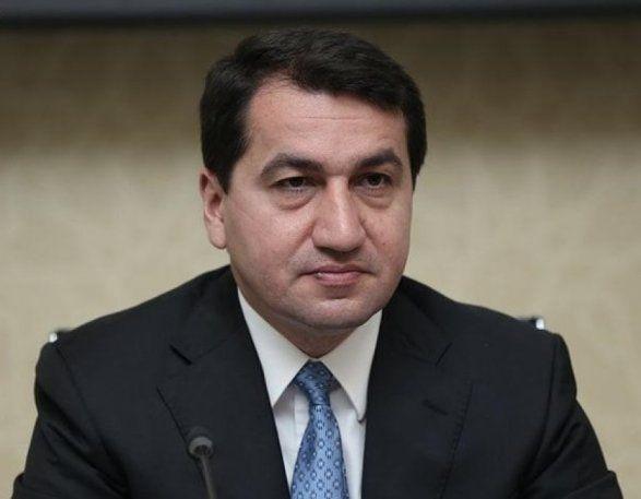 Визит делегации парламента Франции в Армению носит односторонний и предвзятый характер - Хикмет Гаджиев