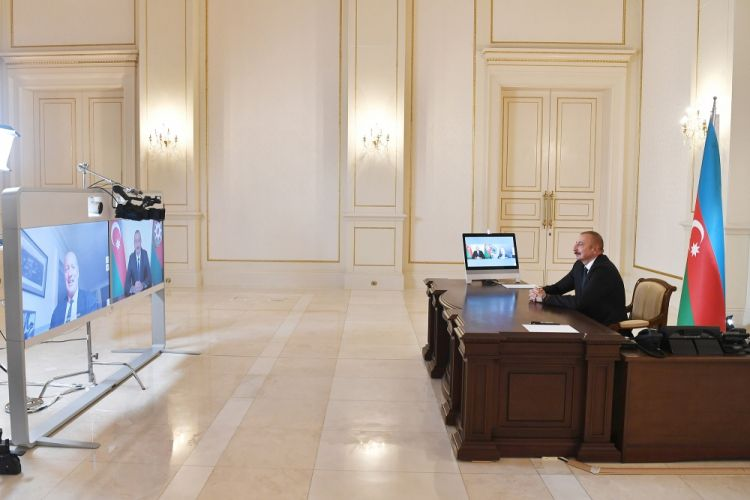 If Armenia doesn't stop, we will go until the end to liberate all the occupied territories - Azerbaijani President