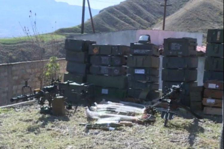 Армянские ВС были вынуждены отступить, неся потери - ВИДЕО