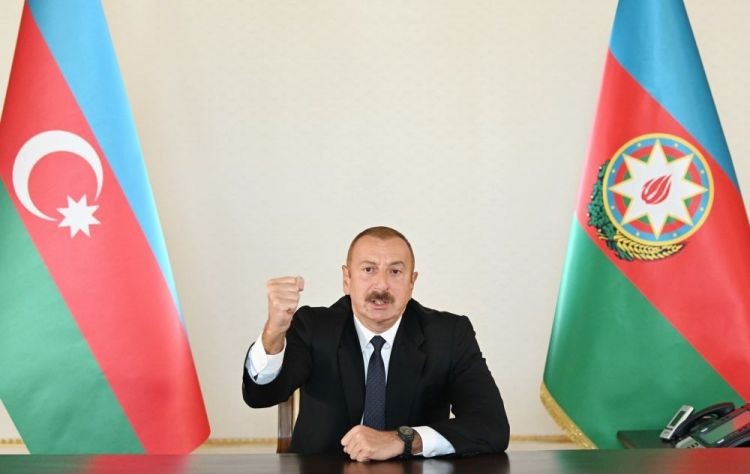Azerbaijani army liberated several villages of Zengilan, Jabrayil and Gubadli districts and the city of Gubadli from Armenian occupation