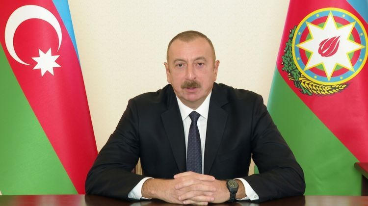President spoke about how he proved to the world that Karabakh is our historical land in his address to the nation