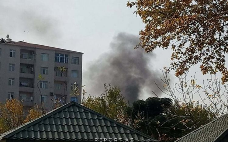 Armenia again fired Barda with missile - More civilians were killed - PHOTOS
