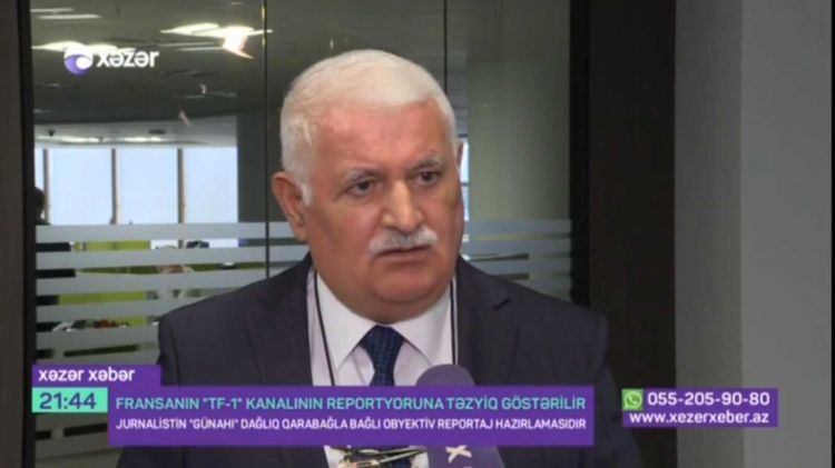 Main thing worrying Armenians is the expression of an objective opinion and the delivery of the real truth to the world community - Umud Mirzayev - VIDEO