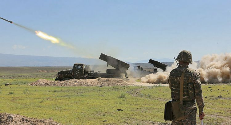 Strikes will be delivered to Azerbaijan from the territory of Armenia - Expert
