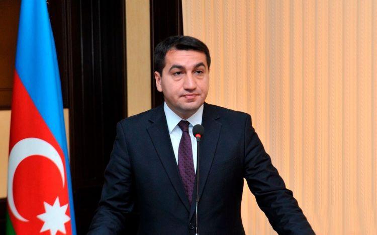 Азербайджан намерен обратиться в международные организации для принятия мер в отношении армянских властей