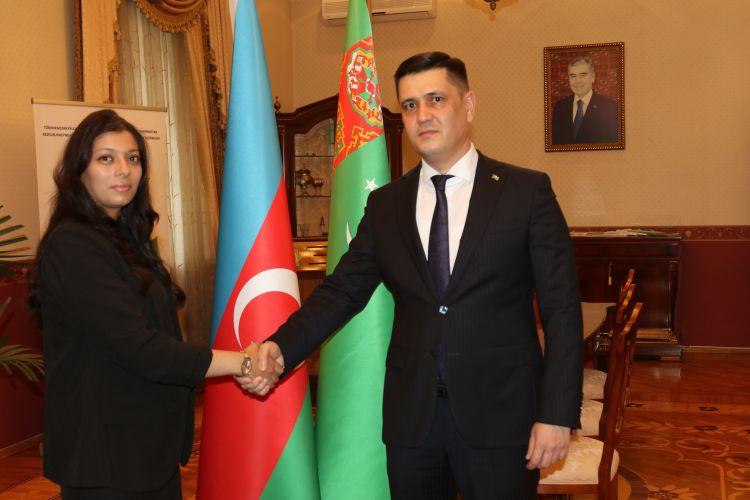 Для Туркменистана Азербайджан является не только братской республикой, но и надежным стратегическим партнером - Ишанкулиев Мекан Аннамухамедович - ВИДЕО