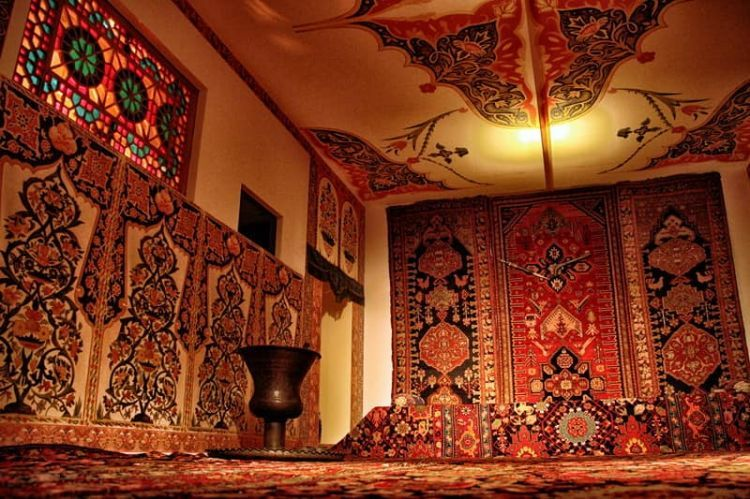 "The purpose of creating the ""Karabakh room"" is to show the interior of Karabakh houses and revive the atmosphere - Shirin Malikova - PHOTOS - VIDEO - PHOTOS"