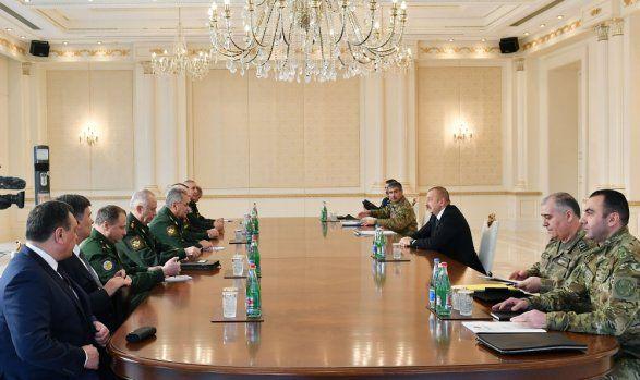 Участие со стороны Армении иностранных наемников, является недопустимым - Ильхам Алиев