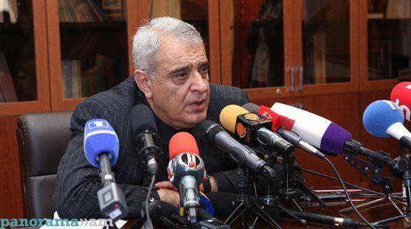 """Экс-глава спецслужб Армении: """"Будет новая война. Азербайджан заберет Зангезур"""""""