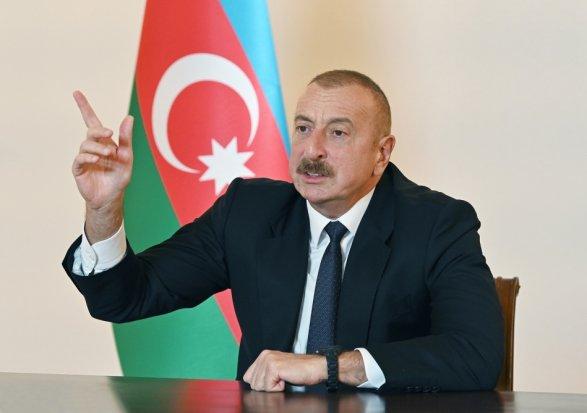 Ильхам Алиев обратился к Армении: Кто должен вас защищать? Ведь вы независимая страна!