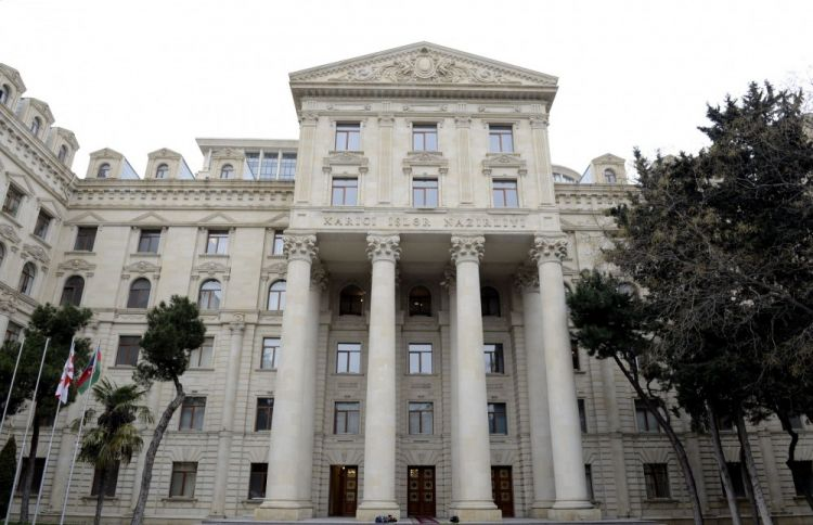 Ministry of Foreign Affairs of Azerbaijan made statement on French Senate's biased resolution