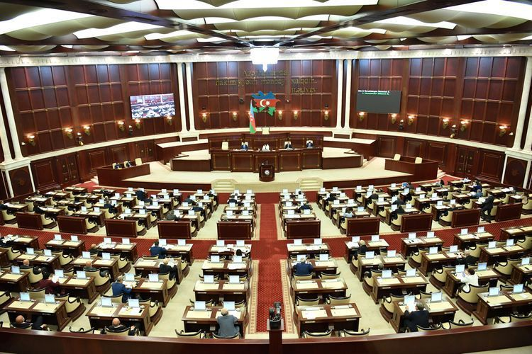 Azerbaijani Parliament adopts a statement protesting the resolution adopted by the French Senate - Full Text
