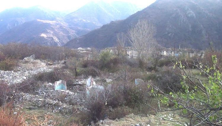 Azerbaijan Defense Ministry presented video footage of villages of Kalbajar district - VIDEO
